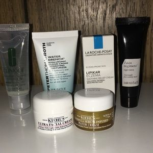 Moisture deluxe sample size lot of 6